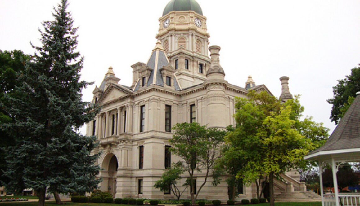 whitley-county-courthouse