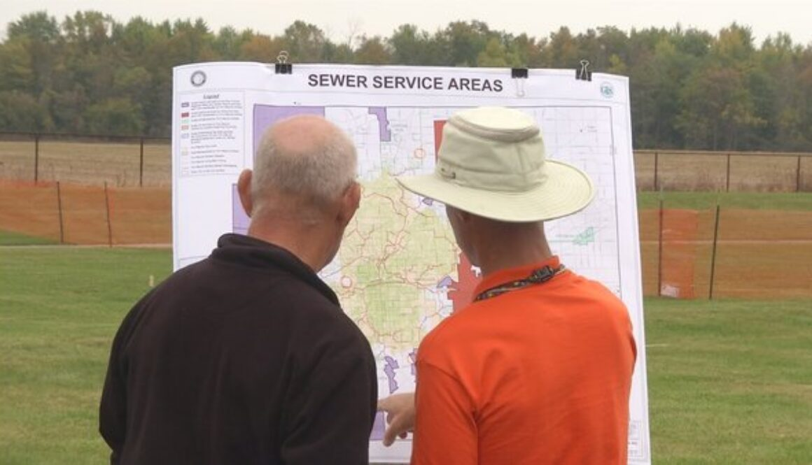 Highlighting our PR services through the Allen County Sewer District