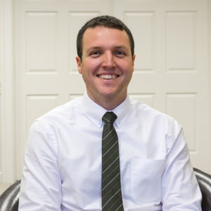 Project Administrator Grant Schouweile