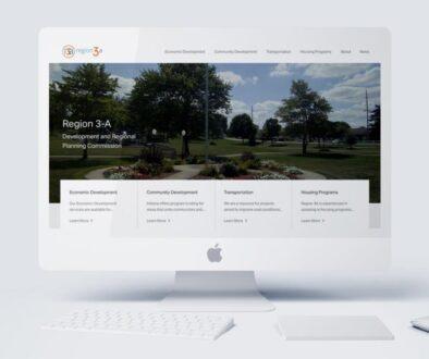 Region 3A Website Design